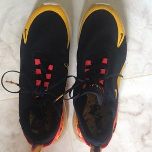 Nike Women's Air Max 270  Floral Black